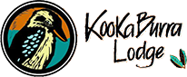 Kookaburra Lodge Motel accommodation Yungaburra Logo